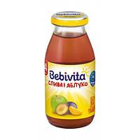 Фруктовый напиток Bebivita Слива и яблоко, 200 мл 1660 ТМ: Bebivita