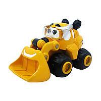 Инерционная мини-техника Toy State CAT Погрузчик Рэнди, 9 см. 80403 ТМ: Toy State
