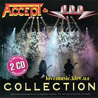 Музичний сд диск ACCEPT AND U. D. O. Collection (2003) (audio cd)