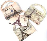 """Блокноты """"Paris"""" набор 4шт"""