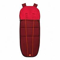 Аксессуар к коляске «GB» (616430017) чехол для ног Red (red)