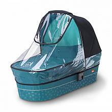 Аксессуар к коляске «GB» (616431009) чехол от дождя для люльки Cot