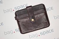 Кардхолдер Elephant Pocket, темно-коричневый