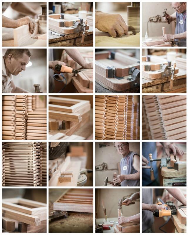 производство столиков для завтрака