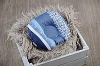 """Подушка для новорожденных """"Индиго"""""""