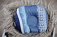 """Подушка для новорожденных """"Индиго"""", фото 3"""