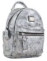 Стильная сумка- рюкзак  Weekend от компании Yes,темно-серая