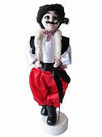 Кукла сувенирная-оберег Украинец (красные штаны) (Куклы)