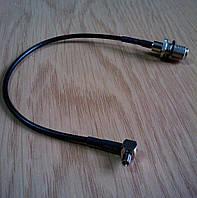 Антенный адаптер, переходник, pigtail TS9-F для модема Novatel Mi-Fi 4510L