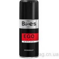Дезодорант мужской Эго Блек 150 мл