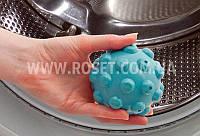 Шар для стирки в стиральной машинке без порошка