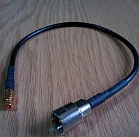 Антенный адаптер, переходник, pigtail TS9-FME для модема Novatel Mi-Fi 4510L