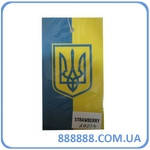 Ароматизатор Фрешка Флажок - Украина клубника