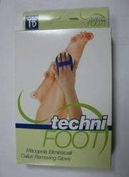 Набор  для чистки пяток Techni Foot