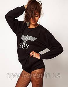 """Женский Свитшот Бой Лондон Boy London Кофта ( Черная ) """""""" В стиле Boy London """""""""""