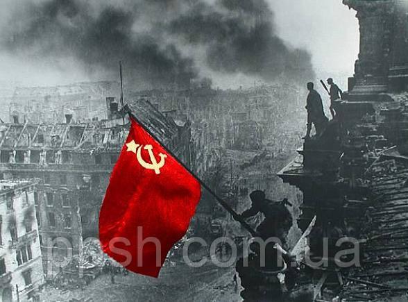 В честь Великого Дня победы - акция