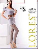 Фантазийные колготки Lores Art.A