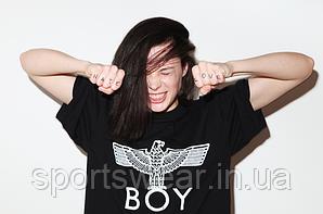 """Женская Футболка BOY London Бой Лондон (черная) """""""" В стиле Boy London """""""""""