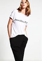 Футболка женская  KIOMI Print T-shirt - white