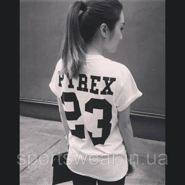 Футболка жіноча PYREX 23 Пірекс Пюрекс 23 ( Біла )