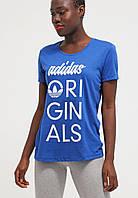 Женская Футболка Adidas originals
