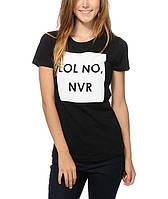 Футболочка яркая женская A-Lab LOL No NVR