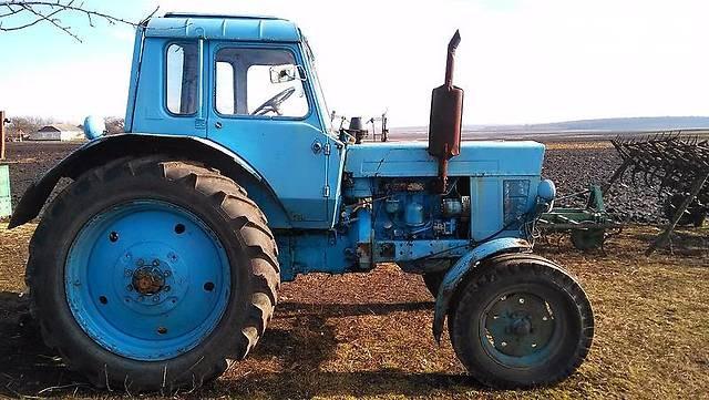 На границе с Беларусью пограничники обнаружили незаконно ввезенный трактор