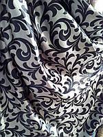 Готовые шторы блекаут вензель