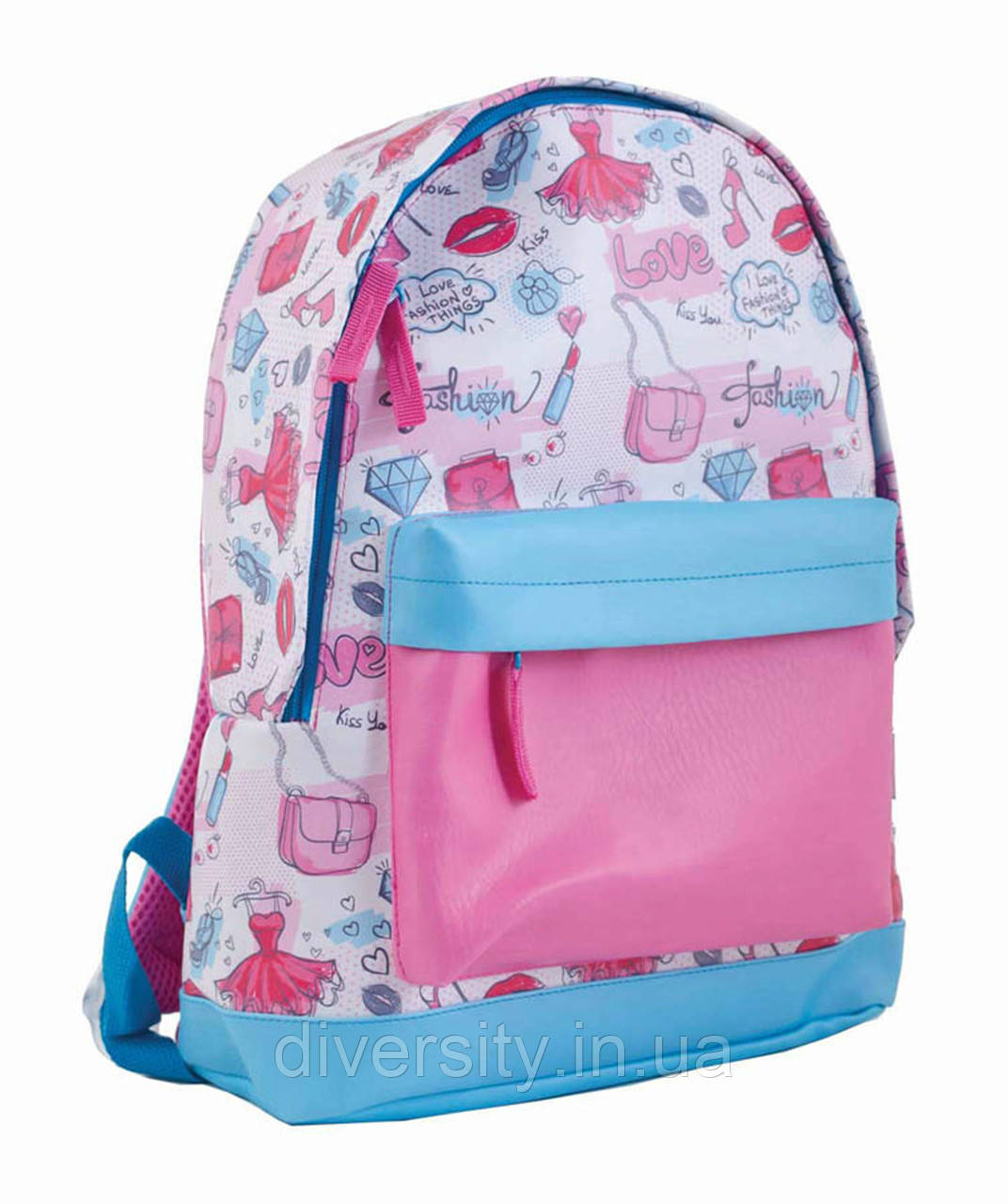 "Красочный  рюкзак ""Fashion"" от компании  Yes"