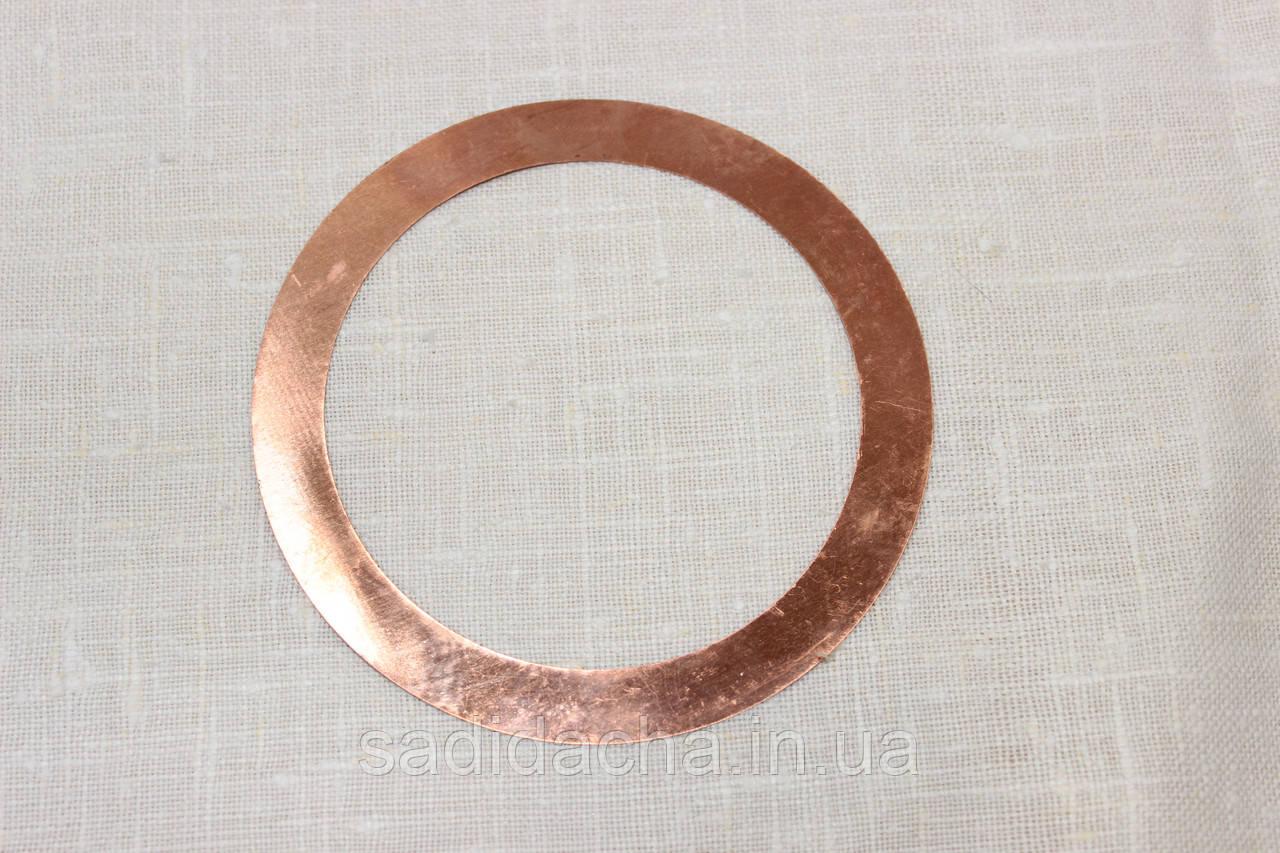 Прокладка головки цилиндра дизельного мотоблока ZIRKA SH 41 широкая
