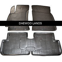 Коврики в салон Dewoo Lanos 1996- Деу Ланос (5шт) Avto-Gumm (11146 )