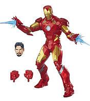 """Железный Человек (Marvel Legends Series Iron Man 12"""")"""