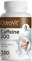 OSTROVIT CAFFEINE 200, 100 таб.