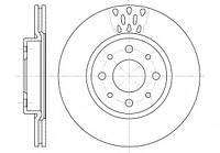 FLENNOR FB110076-CТормозной диск