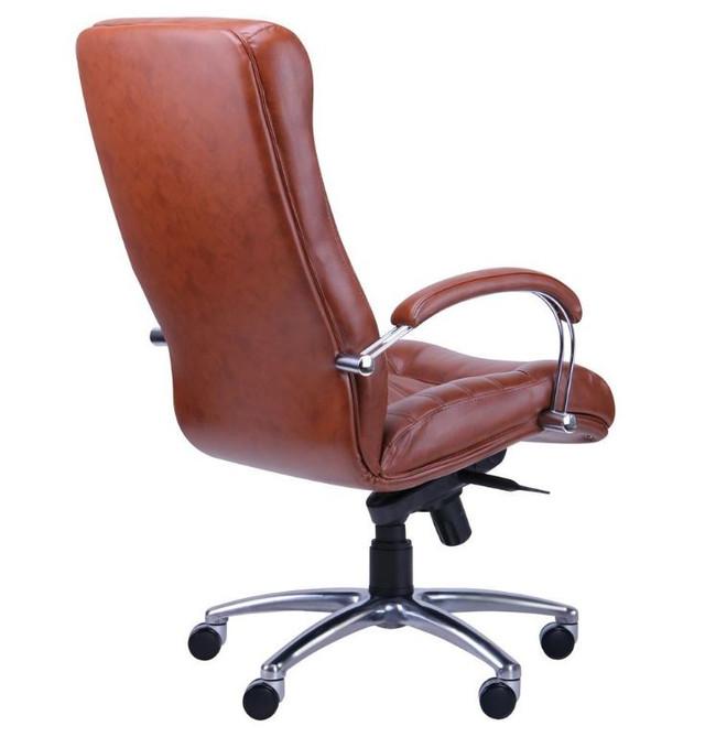 Кресло Орион HB хром MultiBlock к-з Мадрас (фото 4)