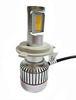 Светодиодные лампы UKC Car Led Headlight H4 33W 3000LM 4500-5000K, фото 1