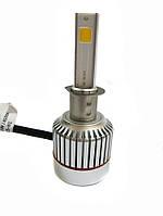 Светодиодные лампы UKC Car Led Headlight H1 33W 3000LM 4500-5000K, фото 1