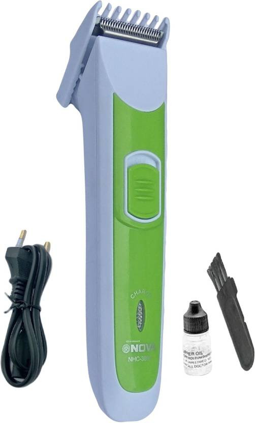 Бездротова машинка для стрижки волосся Nova NHC-3890