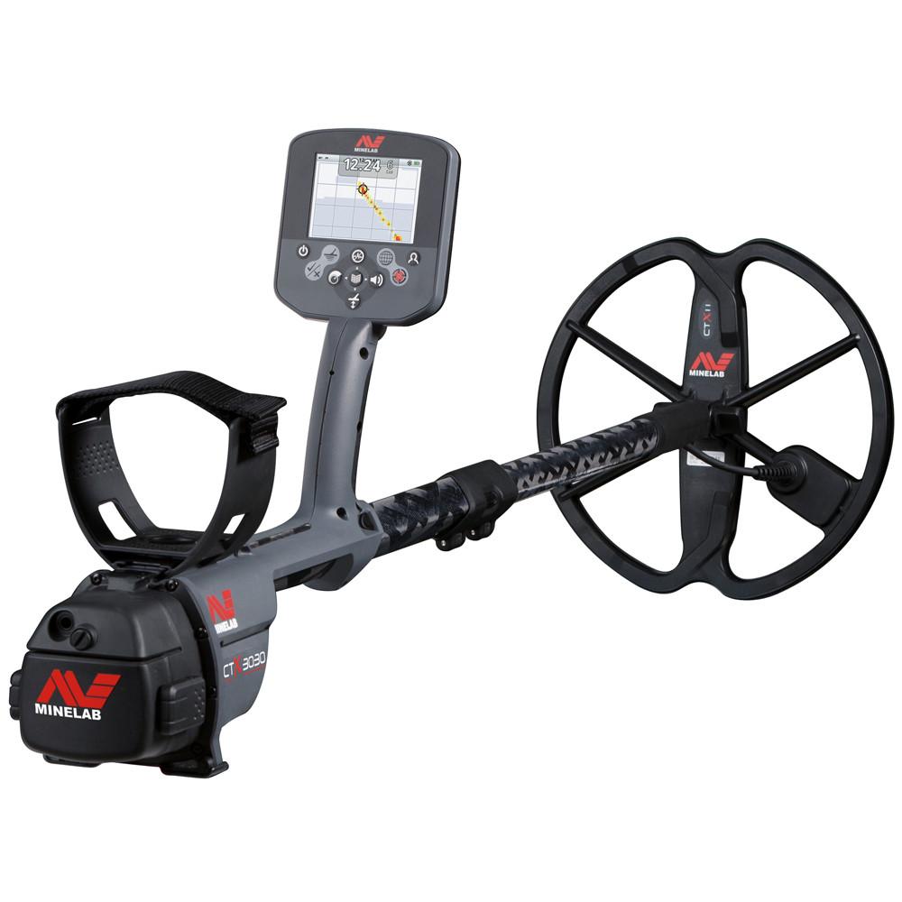 Металлоискатель Minelab Minelab CTX 3030