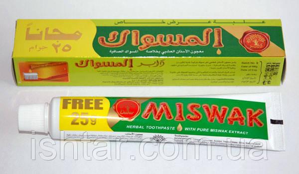 Зубная паста Miswak, 75 гр