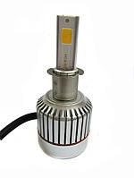 Світлодіодні лампи UKC Car Led Headlight H3 33W 3000LM 4500-5000K
