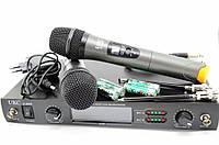 Радиосистема UKC UHF U-4000 2 беспроводных микрофона, фото 1