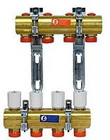 Коллектор для отопления (2 отвода) Giacomini R553Y002