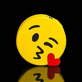 Павер банк Смайл Kiss Power Bank Smile,6000 мА/ч(ВнешАкк_PB-6000Kiss)