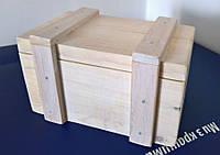 Коробка (шкатулка) из натуральной древесины