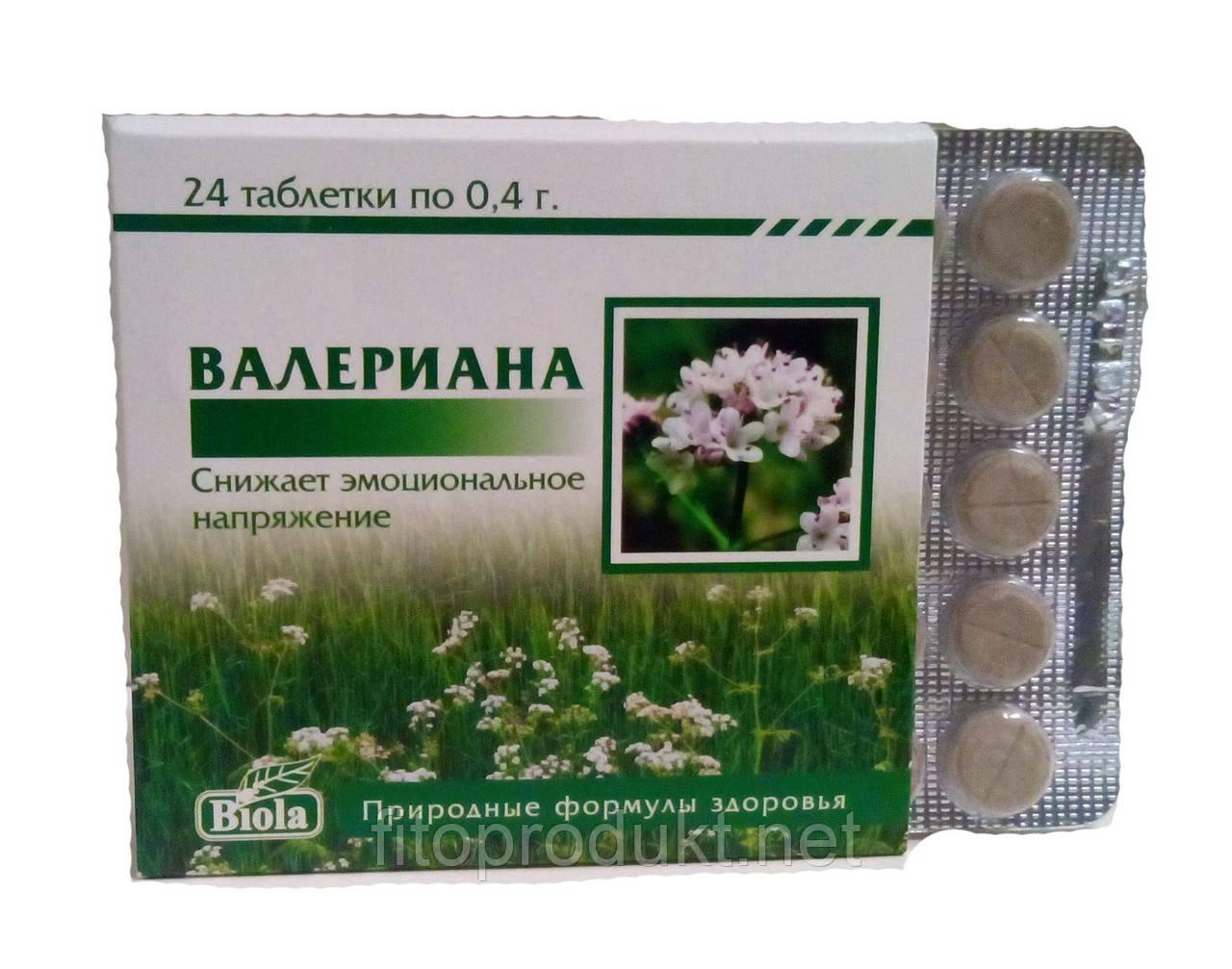 Валериана натуральное природное успокоительное средство