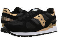 Кроссовки женские Saucony Originals Shadow Original / Black-Tan, фото 1