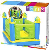 Батут надувной Замок 48257 Intex игровой центр