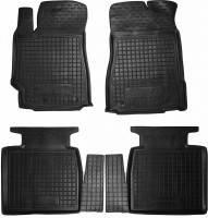 Коврики резиновые модельные Geely Emgrand EC8 13- (4шт) Avto-Gumm (11420) Джили Эмгранд