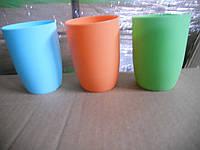 Стакан  пластиковый для напитков 285 мл